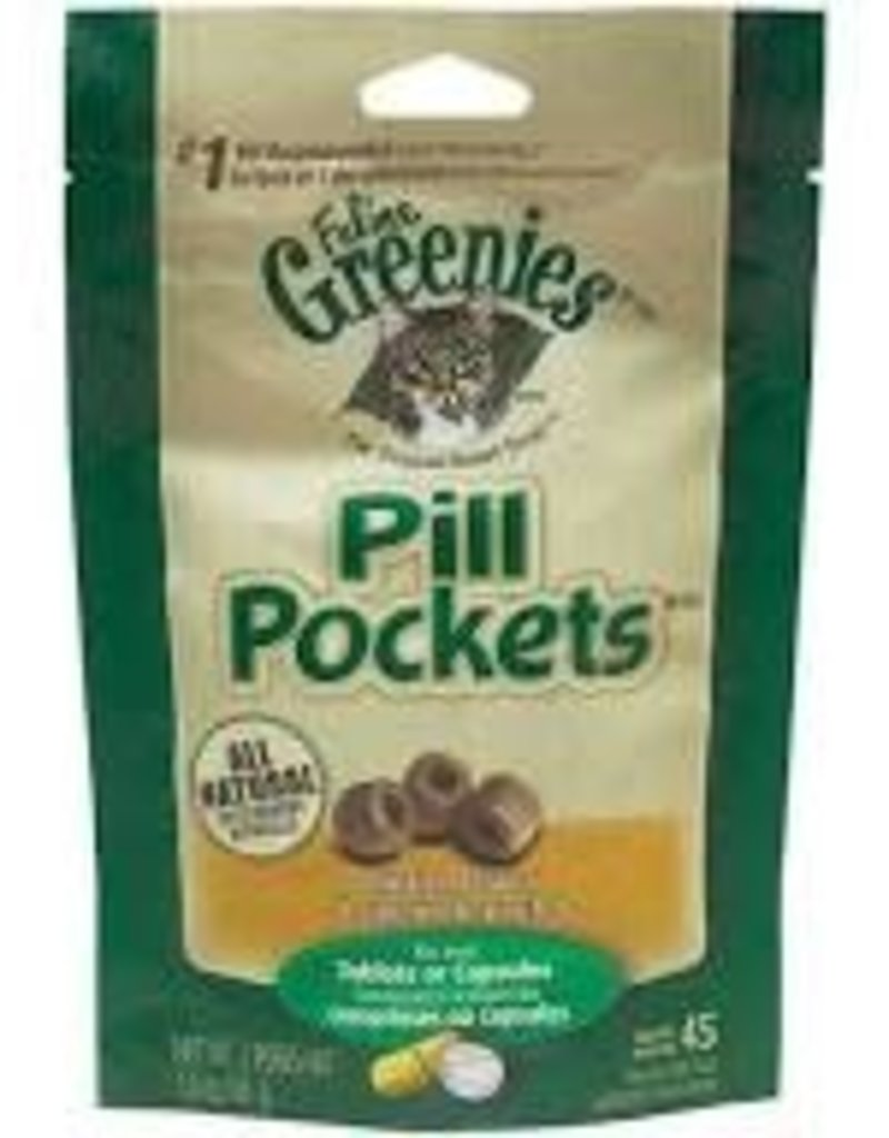 Greenies Greenies Pill Pocket-Cat