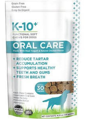 K-10 K-10 Chewable Treats 30ct*