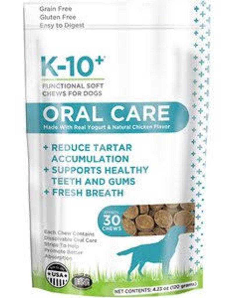 K-10 K-10 Chewable Treats 30ct*