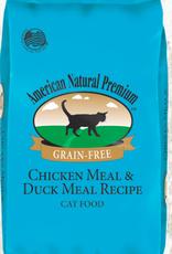 American Natural Premium ANP GF Chicken & Duck Cat 4#