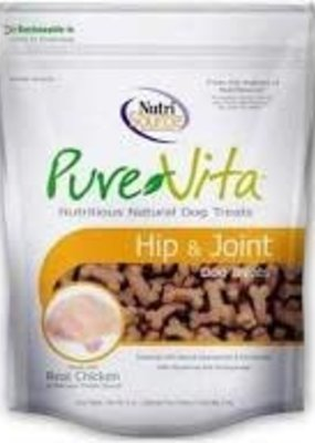 NutriSource NutriSource Pure Vita-Hip & Joint Treats