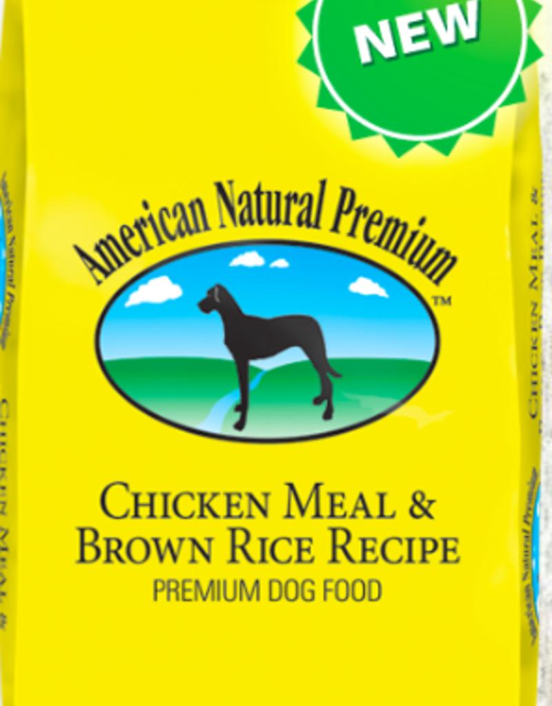American Natural Premium American Nat'l Prem. Chicken & Brown Rice 33#