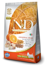 Farmina Farmina Ancestral Grain Cod & Orange Mini 5.5#