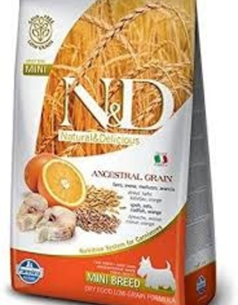 Farmina Farmina Cod Ancient Grains Mini 15.4#