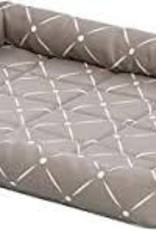 Midwest Midwest Quiet Time Couture Ashton Bolster mushroom Bed