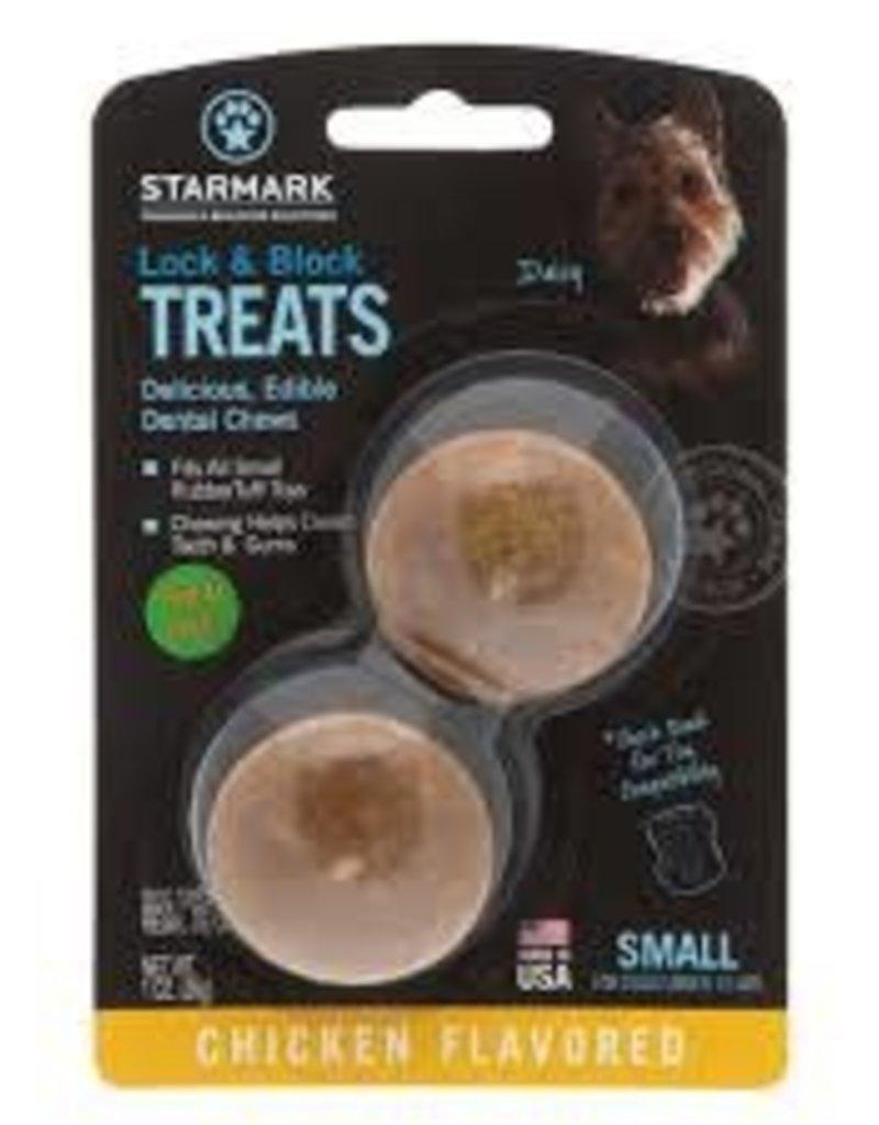Star Marks StarMark Lock & Block Treat Chicken