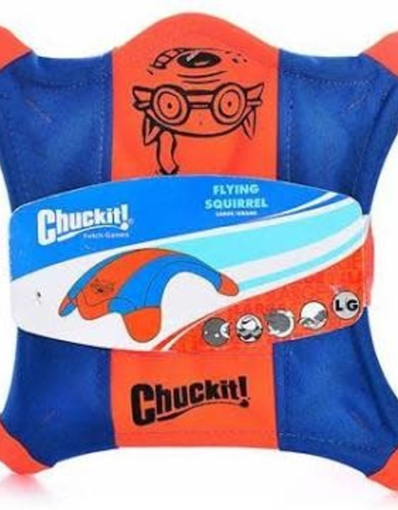 Chuck It Chuckit! Flying Squirrel