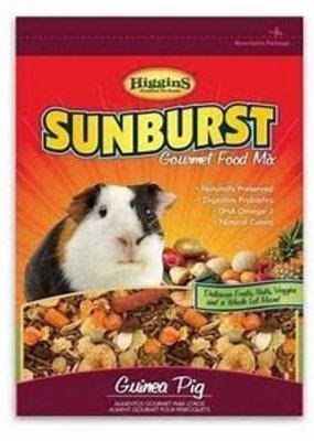 Higgins HIG Sunburst Guinea Pig Food 25#