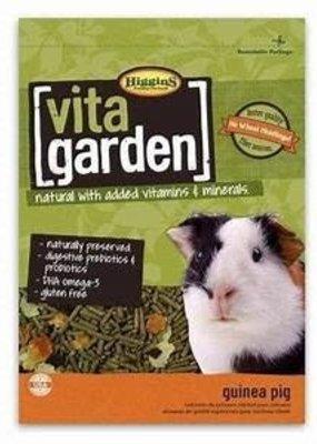 Higgins HIG Vita Garden Guinea Pig 22#