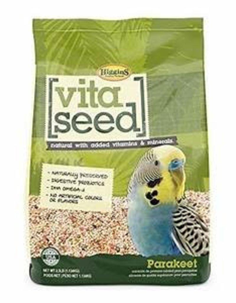 Higgins HIG Vita Seed Parakeet 5#