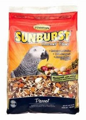 Higgins HIG Sunburst Parrot 3#