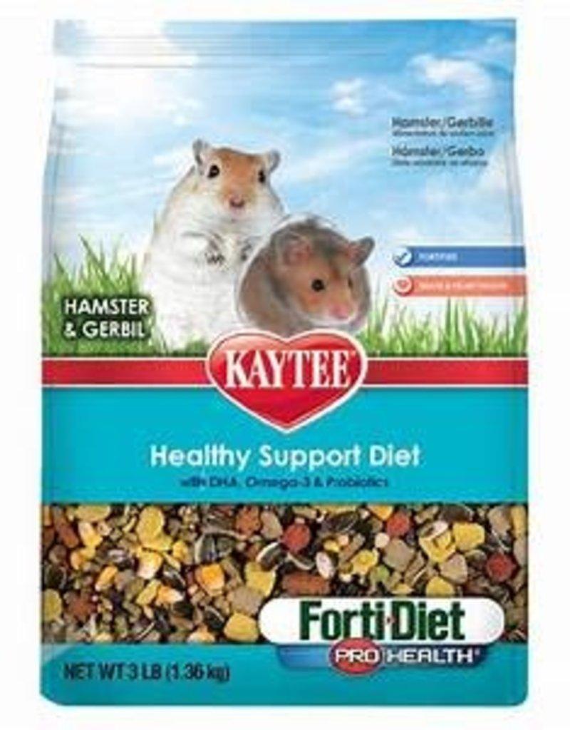 Kaytee Kaytee Hamster/Gerbil Forti-Diet 3#