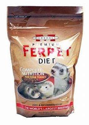 Marshall Pet Products Marshall Ferret Food 22oz
