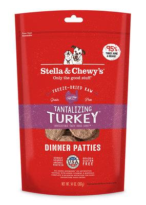 Stella & Chewys SC Freeze-Dried Turkey 14oz
