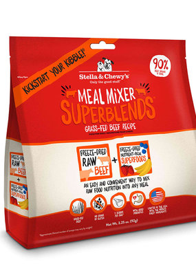 Stella & Chewys SC Meal Mixer FD Superblends beef 3.25oz