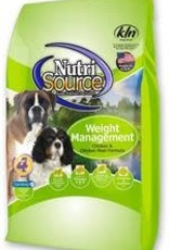 NutriSource NutriSource Wgt Mgt Chicken & Rice 15#