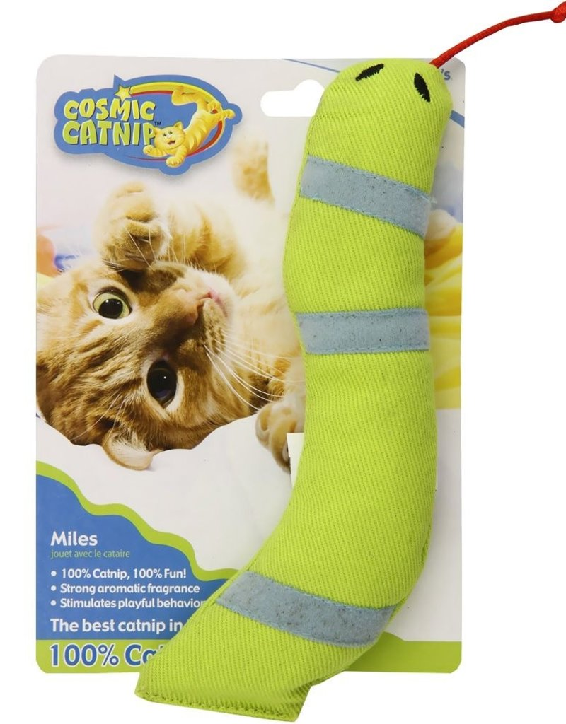 Our Pets Cosmic Catnip Toy Snake