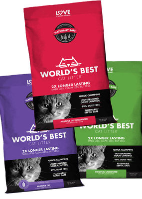 Worlds Best World's Best Cat Litter