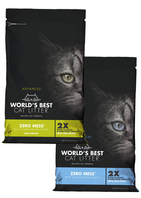 Worlds Best World's Best Cat Litter Advanced Zero Mess