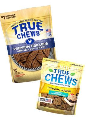 True Chews True Chew Sizzlers/Grillers 12oz