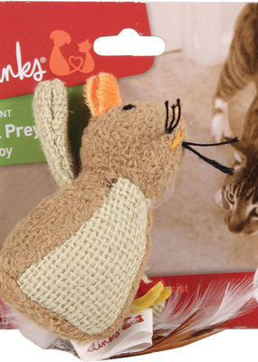 Pet Link PetLink Natural Prey Crinkle Toy