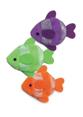 Pet Edge Zanies Coral Cuties