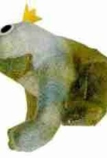 Our Pets OurPets Frog Ribbit Plush Animal