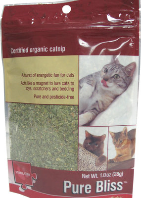 Pet Link PetLink Pure Bliss Organic Catnip
