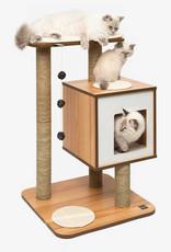 Catit Hagen Catit Vesper V Base Walnut Cat Tree