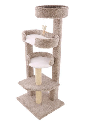 Ware Kitty Sleepytime Treetop