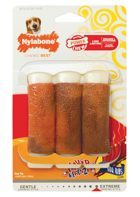 Nylabone Nylabone Flavor Frenzy Rib Bone