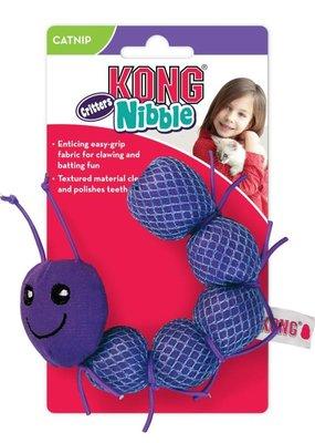 Kong Kong Nibble Critters Catnipillar