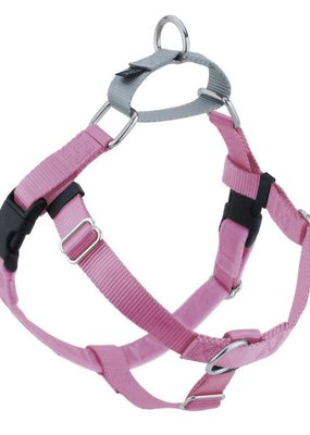 2 Hound Design 2 Hound Design Freedom Harness & Training Leash Rose