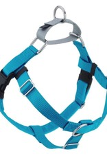 2 Hound Design 2 Hound Design Freedom Harness & Training Leash Turquoise