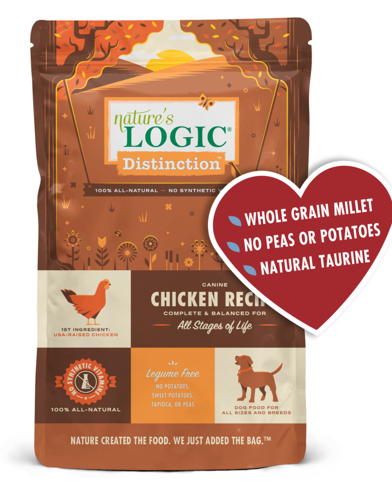 Nature's Logic Nature's Logic Distinct Chicken 12#