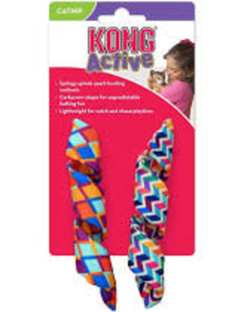 Kong Kong Active Curls 2pk
