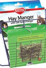 Kaytee Kaytee Hay Manger w/Salt Holder