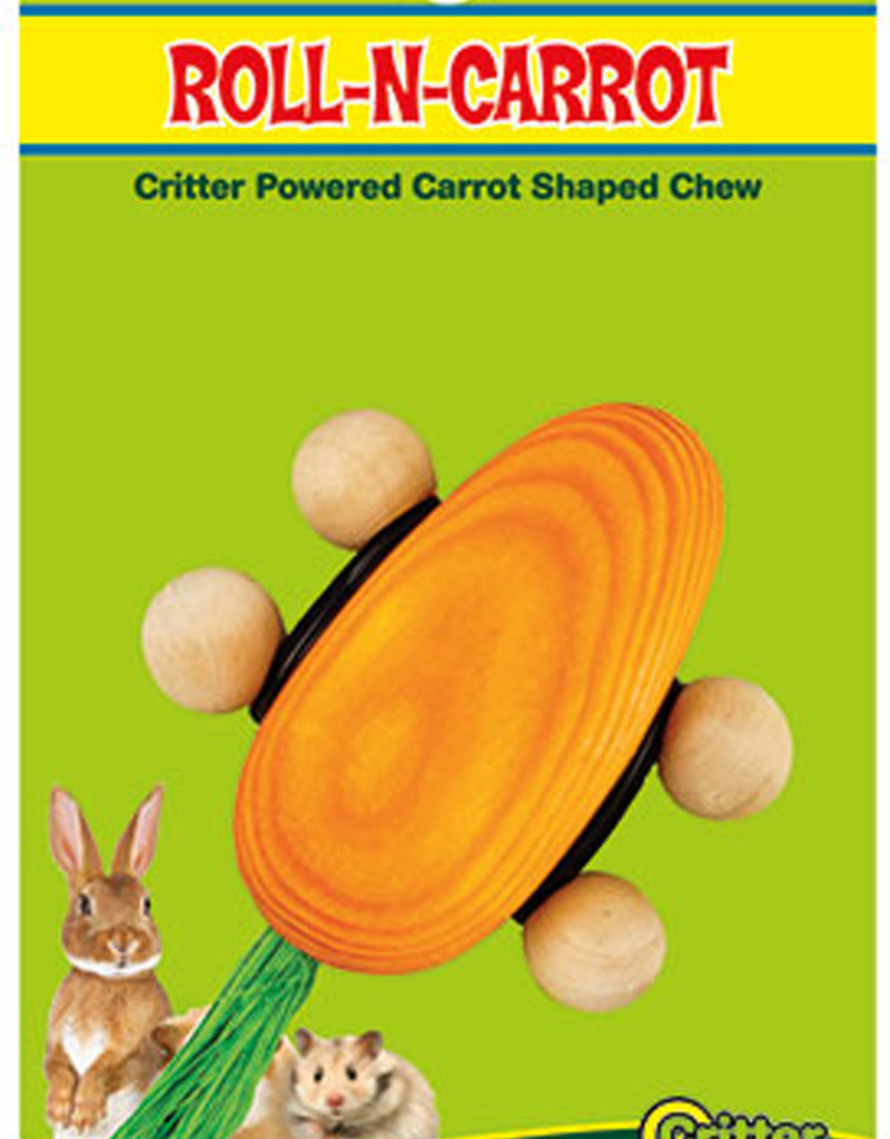 Ware Ware Roll-N-Carrot
