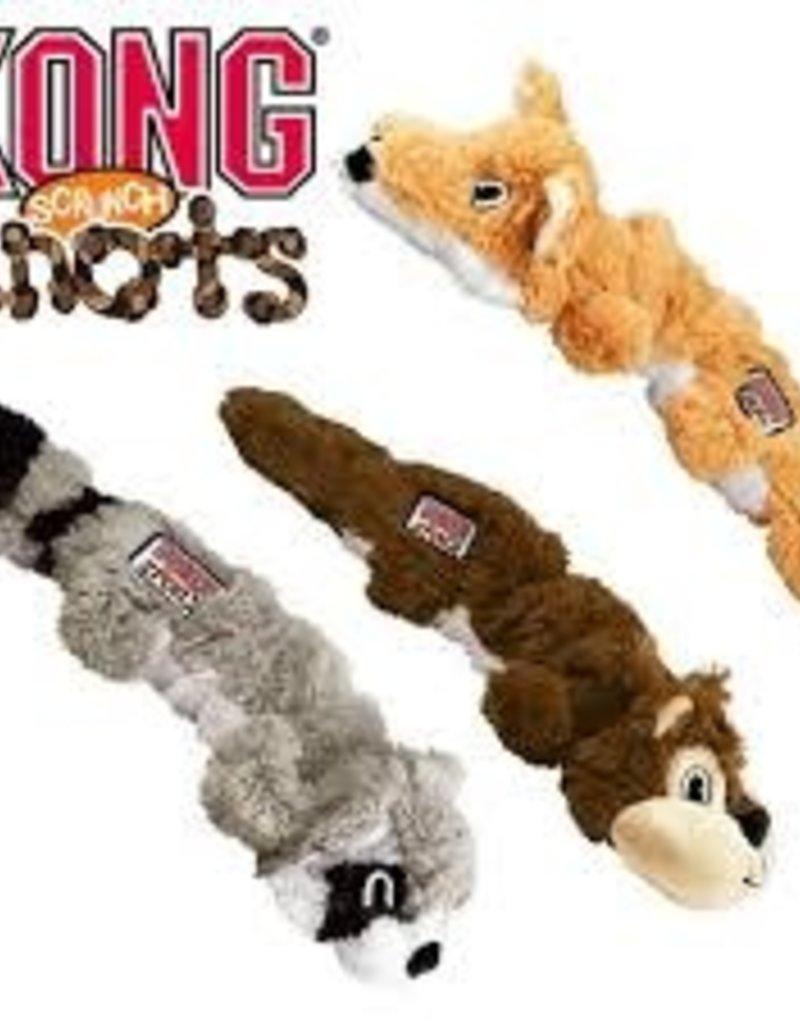 Kong Kong Scrunch Knots