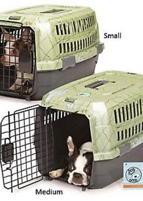 Pet Edge Dog Is Good  Never Travel Alone Crate