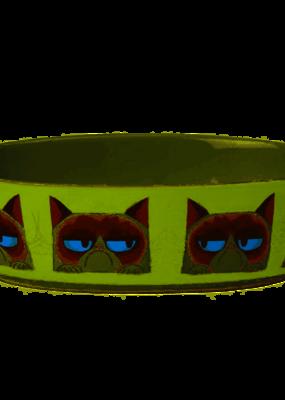 Pet Rageous Pet Rageous Grumpy Cat Bowl