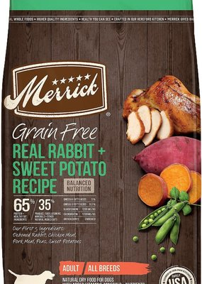 Merrick Merrick Rabbit & Sweet Potato 22#