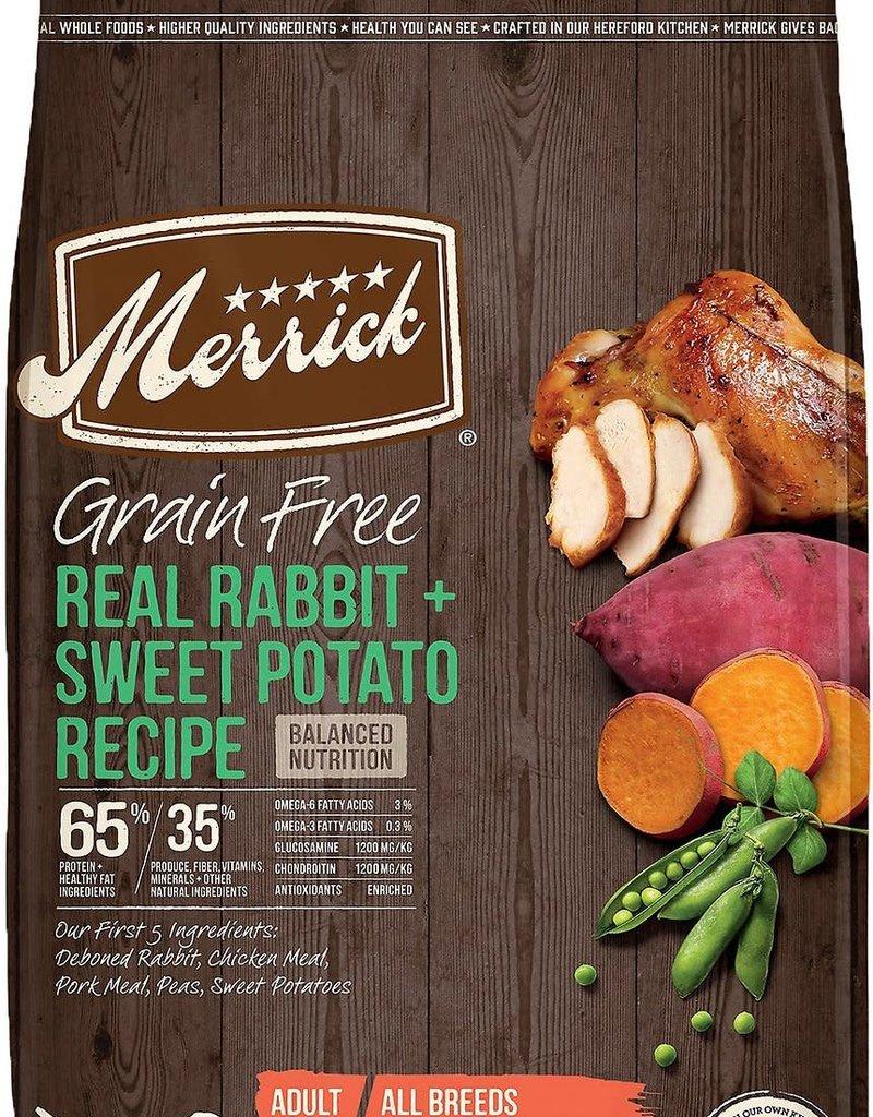 Merrick Merrick Rabbit & Sweet Potato 22#