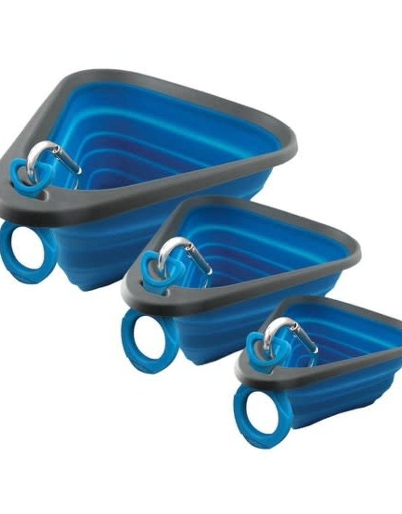 Kurgo Kurgo Mash & Stash Bowl Blue