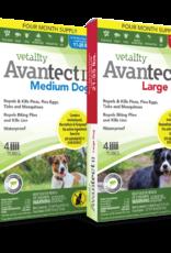 Tevra Brands Vetality Avantect II Topical 4ct