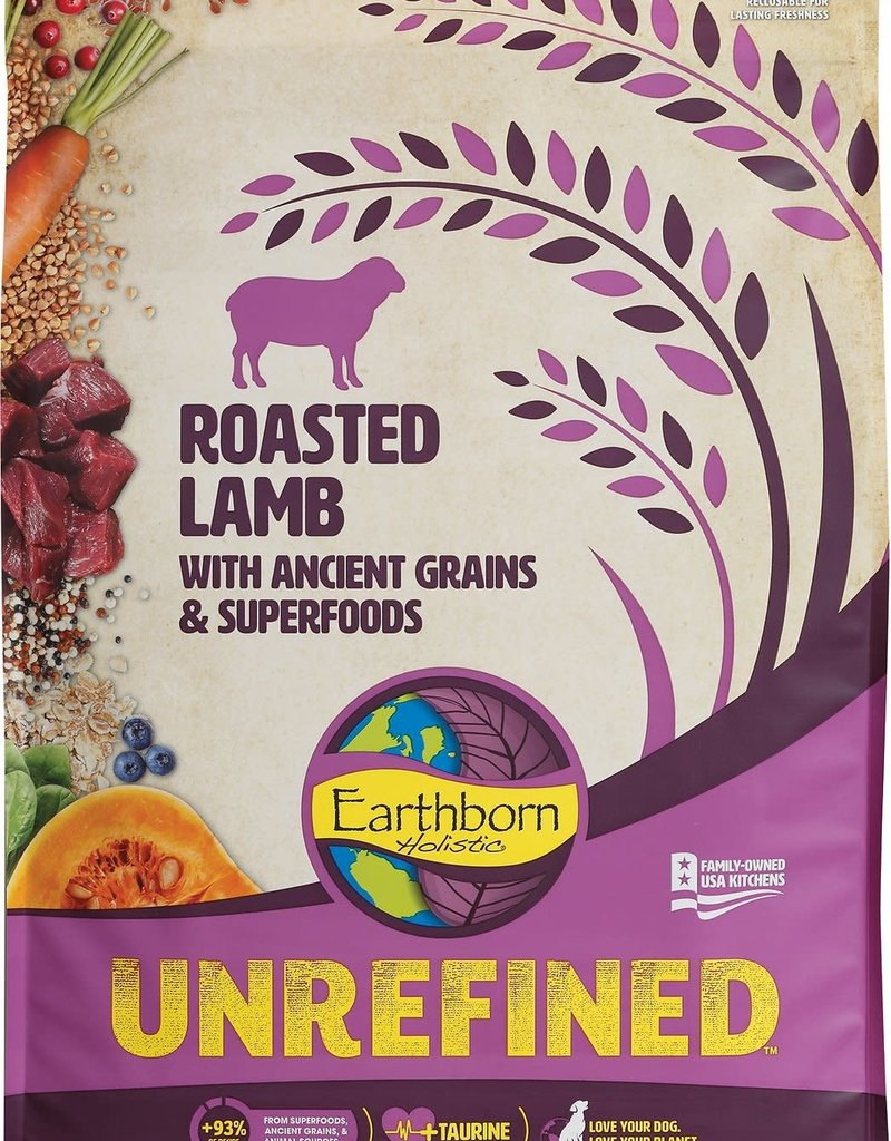 Earthborn Earthborn Unrefined 12.5#