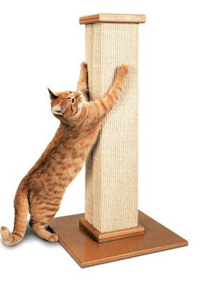 "Star Marks Starmark 32"" Ultimate Scratching Post"