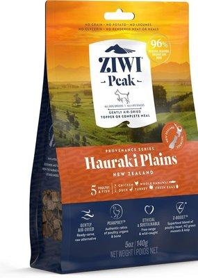 Ziwi Ziwi Air-Dried Provenance Hauraki Plains