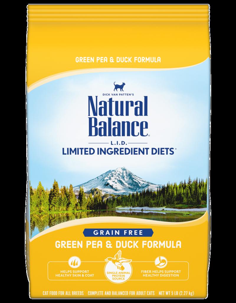 Natural Balance Natural Balance Duck & Pea Cat