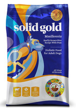 Solid Gold Solid Gold Millennia Beef & Barley 28.5#